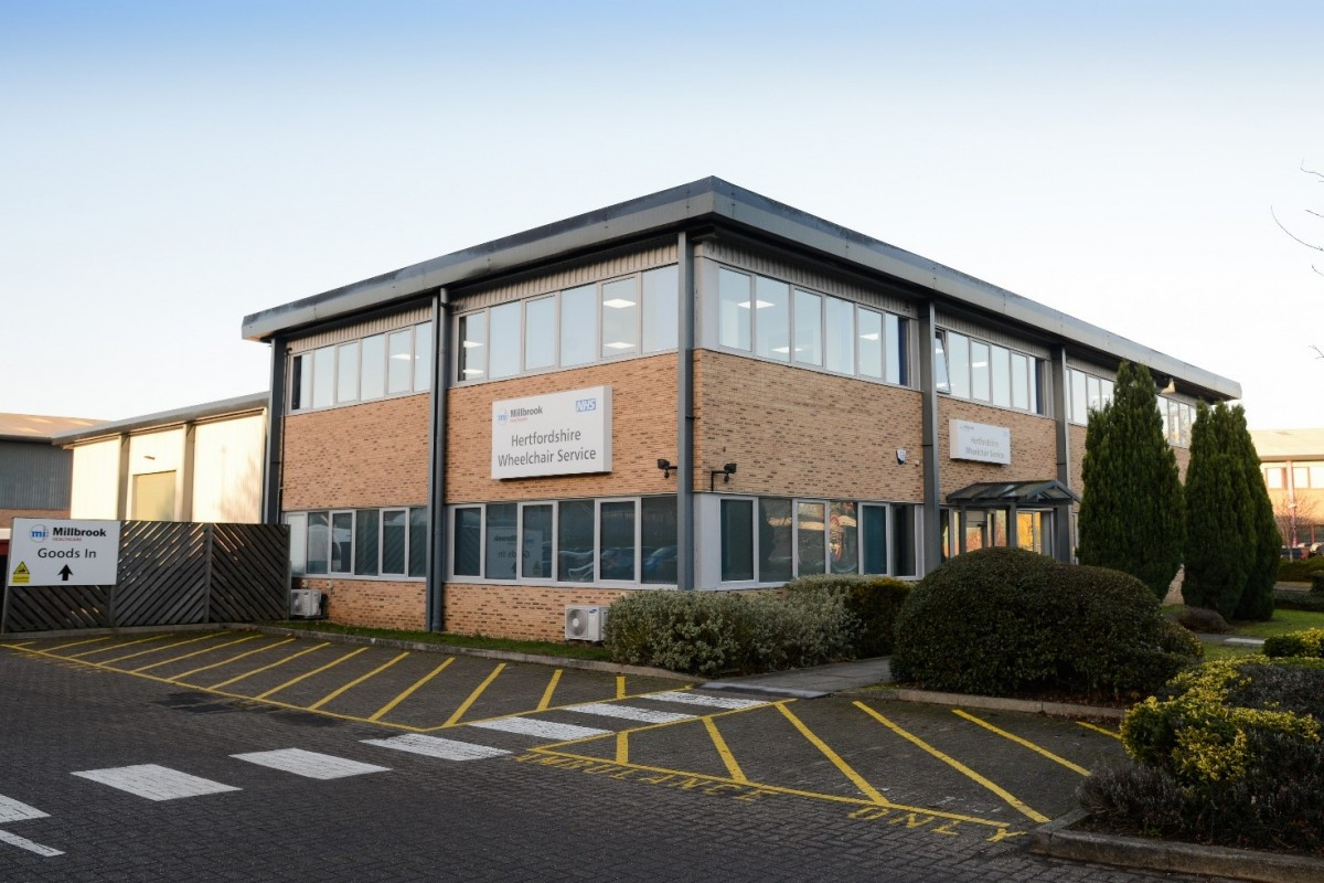 Wheelchair service in Hertfordshire | NHS East and North