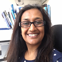Avni Shah, Director of Primary Care Transformation