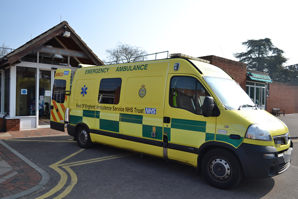 Non-emergency patient transport | NHS East and North