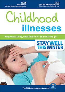 Childhood illnesses | NHS East and North Hertfordshire ...